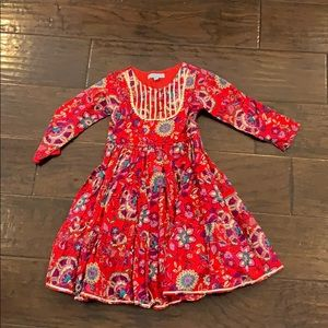 Cupcakes & Pastries 3T girls dress